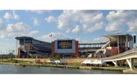Baylor University McLane Stadium