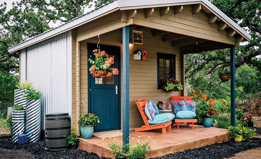 Community First! Village micro house