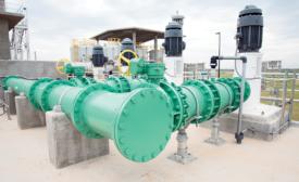 Hamby Water Reclamation Facility