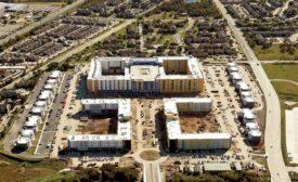 Texas A&M's main campus
