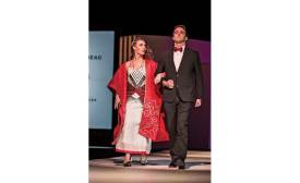 9th Annual IIDA Product Runway fashion show