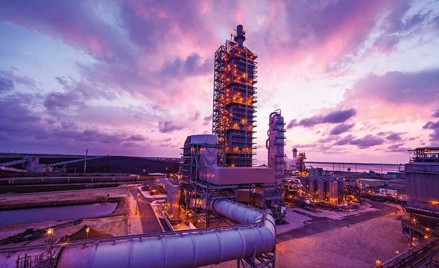Petra Nova Post-Combustion Carbon Capture Sequestration Project