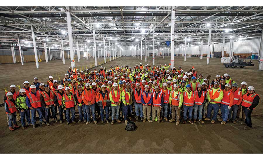 General Motors Assembly Plant