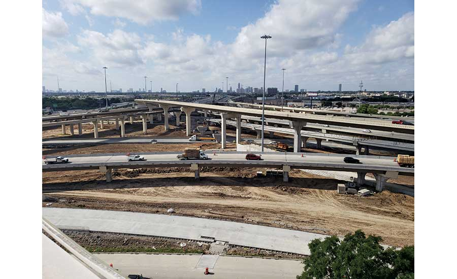 Long Road To Completion On Us 290 Reconstruction 2018 06 04 Enr