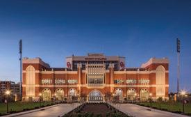 University of Oklahoma Barry Switzer Center