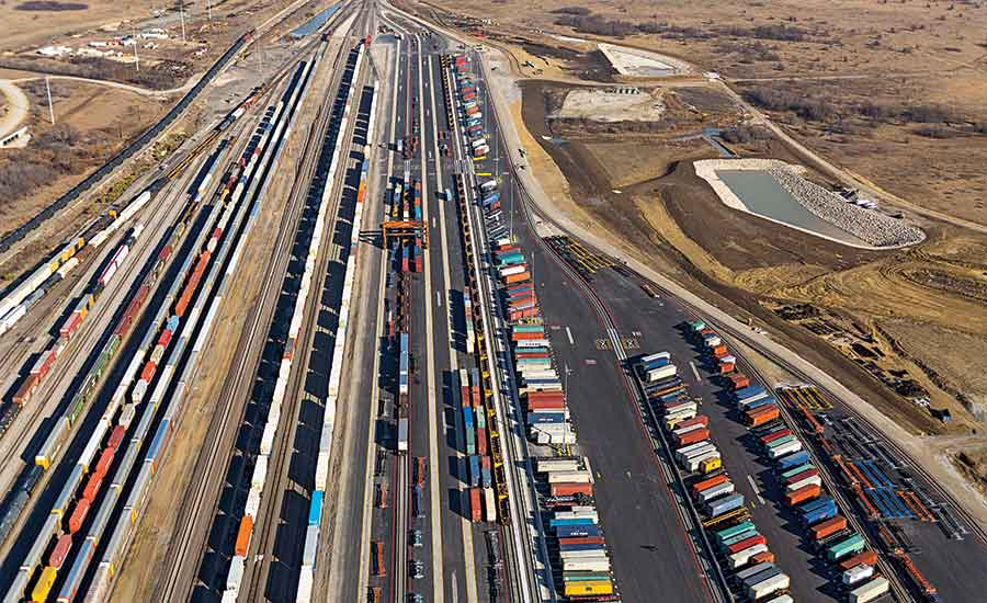 BNSF Alliance IMF Expansion Phase II