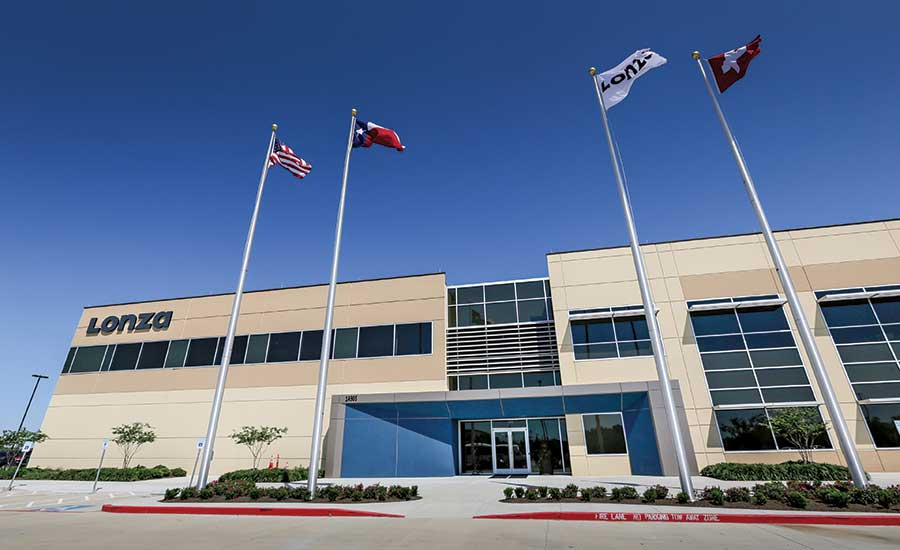 Lonza Houston Inc. Cell and Viral Gene Therapy Manufacturing Facility