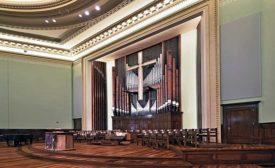 First Presbyterian Church of Dallas Sanctuary Renovation