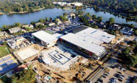 Louisiana State University New Recreation Center
