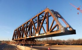 BNSF Bridge over I-235 Replacement