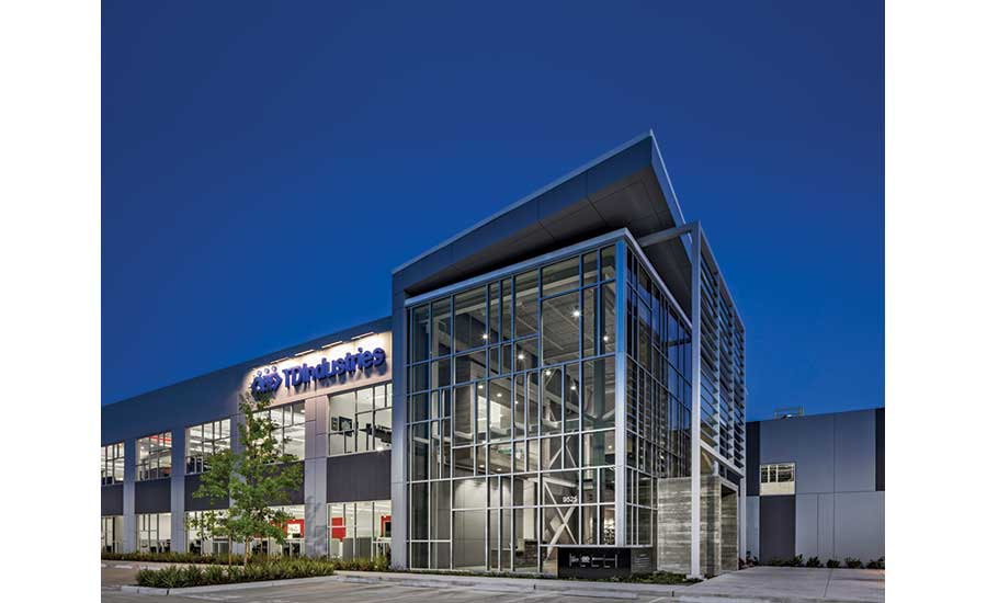 TDIndustries Houston Regional Office Building