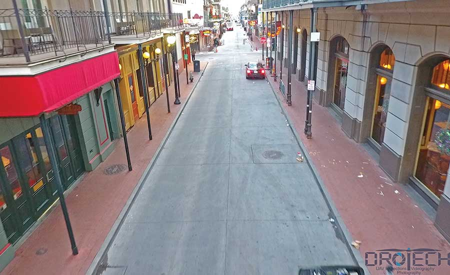 Bourbon Street Overhaul Reorders a Tangled Past