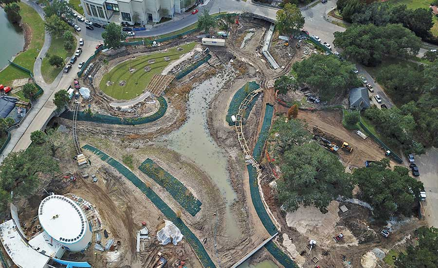 Sydney and Walda Besthoff Sculpture Garden Expansion at the New Orleans Museum of Art