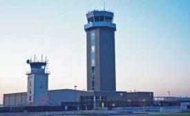 Ellington Airport Air Traffic Control Tower