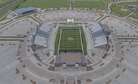 Prosper ISD Children's Health Stadium