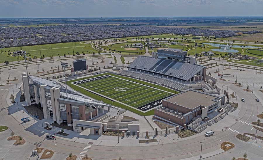 Prosper ISD's Children's Health Stadium