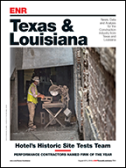 TX & Louisiana Aug 15, 2016 Cover