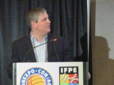 Jay Bowman of FMI at ConExpo