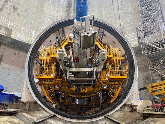 20 TBMS to Work on Paris Metro Expansion