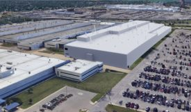 Fiat Chrysler's Planned New Assembly Plant