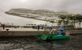 2016 Rio Olympics Water