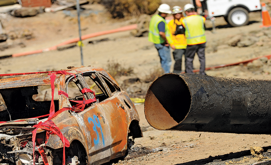 Guilty Verdict for PG&E in 2010 San Bruno Pipeline Blast