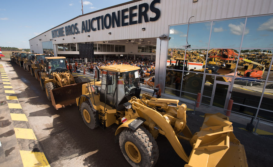 Ritchie Bros. to acquire IronPlanet, enter alliance with Caterpillar
