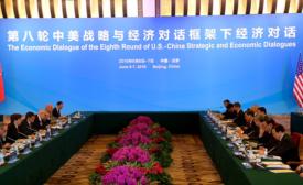 Economic issues Beijing, China