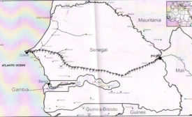 Senegal-Mali line