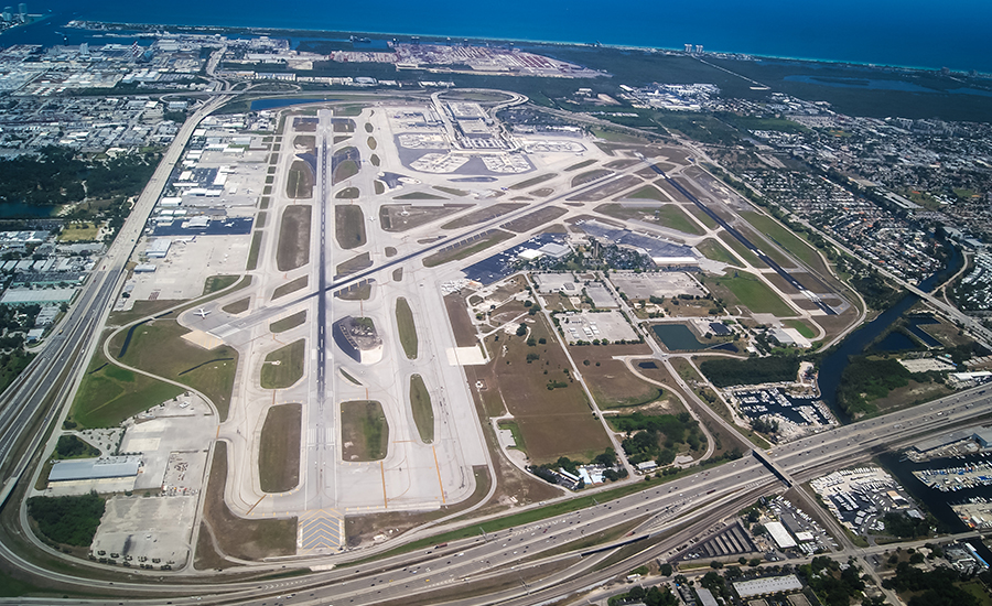 Fort Lauderdale International  Airport