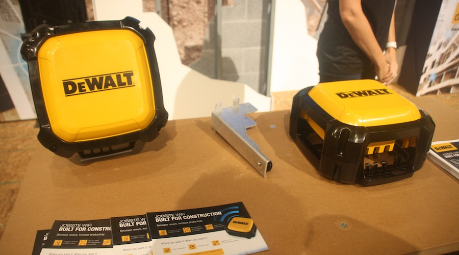 Going Beyond Cordless, DEWALT Aims for the Wireless Jobsite