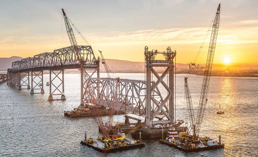 ENR's 2017 Year in Construction Photo Contest Opens for Submissions