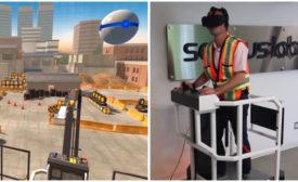 VR sim