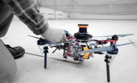 flocking drones