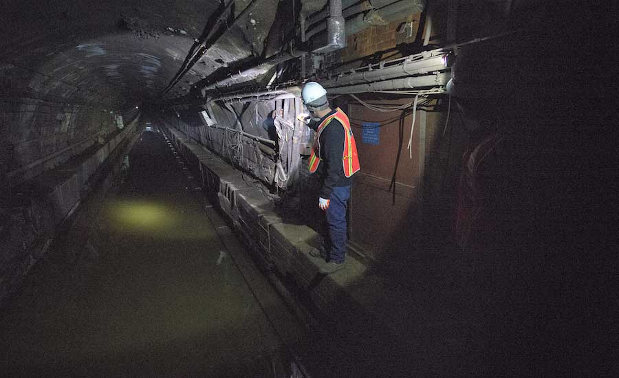 Change of Plans for $1B NYC Subway Tunnel Rehab May Avoid