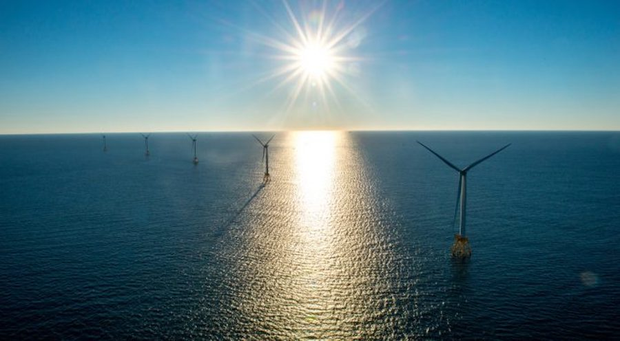 Eversource and Orsted Build Out Offshore Wind Partnership