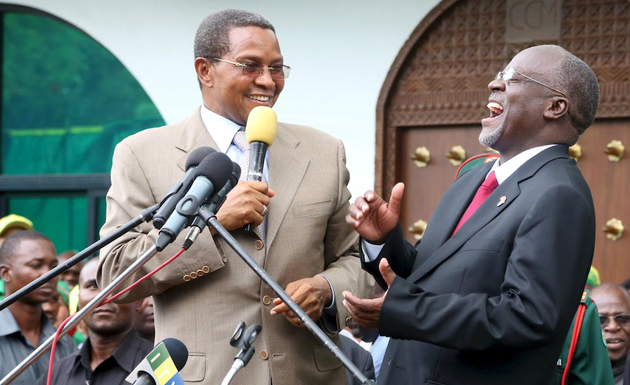 Tanzania Suspends Bagamoyo Port Project   2019-06-25