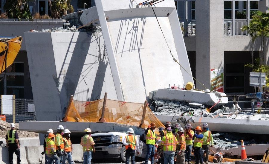 Did Concrete Error Doom Florida Bridge?