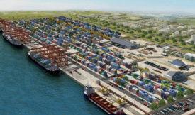 Lekki port Nigeria