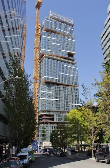 Skanska and Seattle Condo Developer Seek To Resolve Costly Tangle Of Disputes image