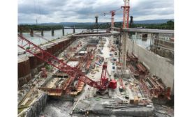Corps of Engineers Chickamauga lock