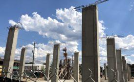 Construction loan delinquency report