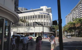 Ritz-Carlton lien filing