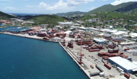 Virgin Island Ports - DOT funding
