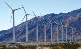 Wind Farm-Biden election