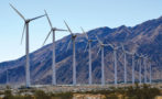 Wind Farm-Biden election