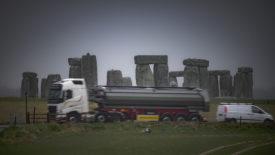 Stonehenge A303