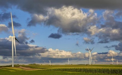 Wind Farm - Mortenson
