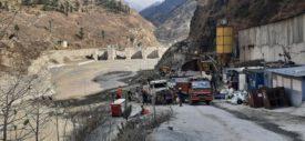India Dam burst