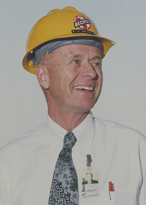 Stephen D. Bechtel Jr., Giant Builder and Industry Leader, Dies at 95